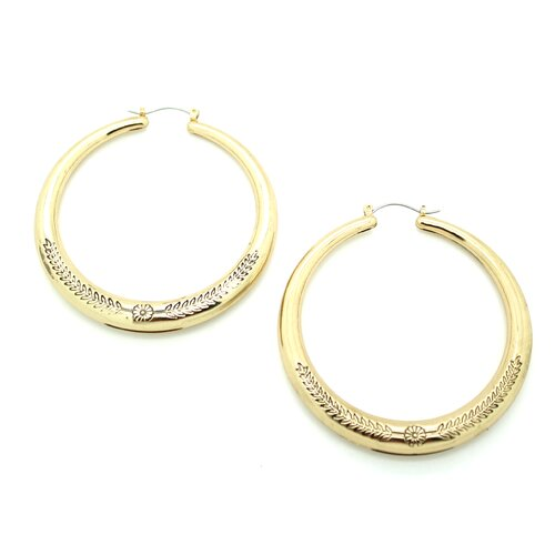 Jordan and Taylor Vintage Hoop Earrings