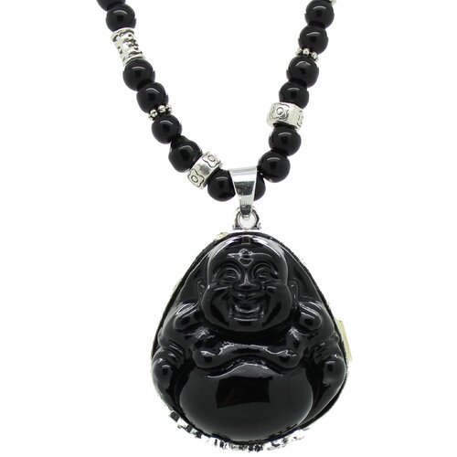 Buddha Love Beaded Necklace