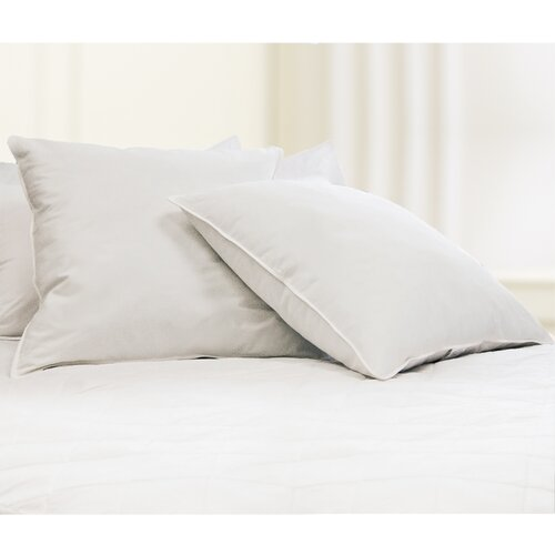 Blue Ridge Home Fashions 230 Thread Count Feather Euro Pillow