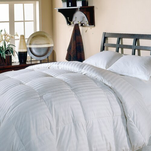 Blue Ridge Home Fashions 350 Thread Count White Down Comforter