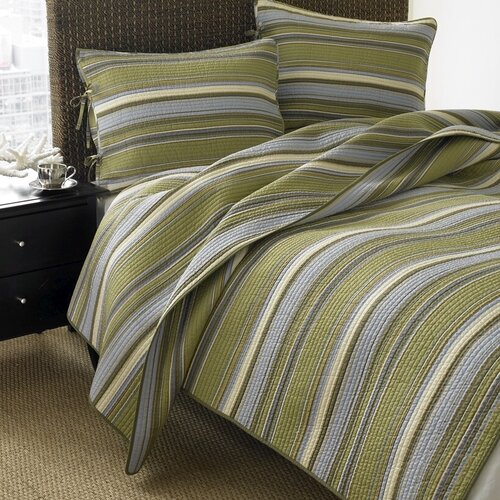 Stone Cottage Bedding Fresno Quilt Set