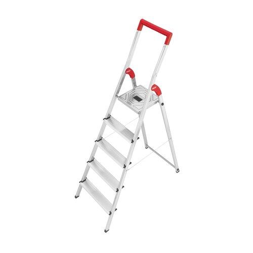 Hailo LLC 5-Step Step Stool
