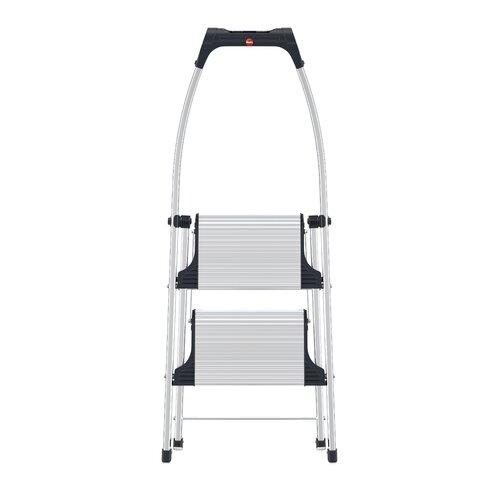 Hailo LLC 2-Step Living Step Comfort Step Ladder