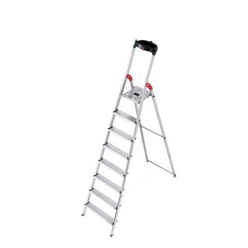 Hailo LLC 8-Step Step Ladder