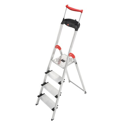 Hailo LLC 4-Step Step Stool