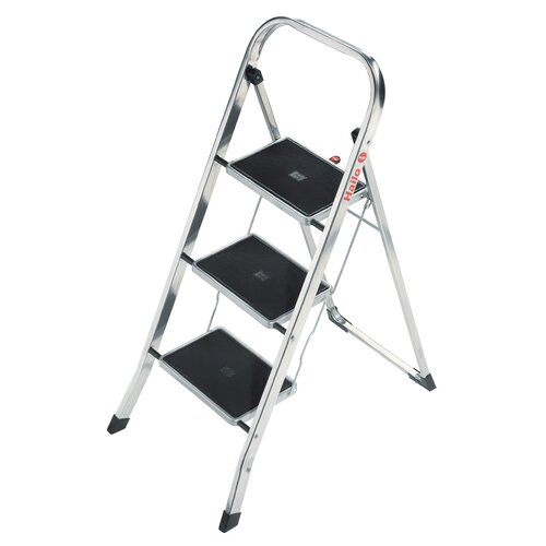 Hailo LLC 3-Step Step Ladder
