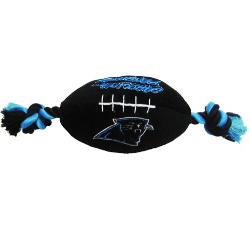 Doggie Nation NFL Plush Dog Toy