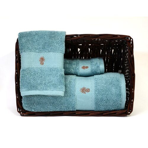 Tommy Bahama Bedding 3 Piece Towel Set