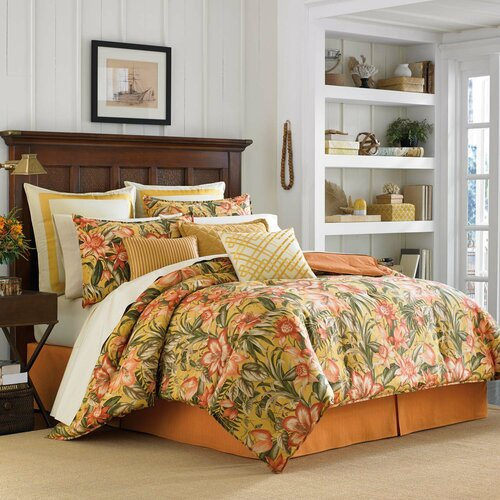 King Tropical Bedding Set Wayfair