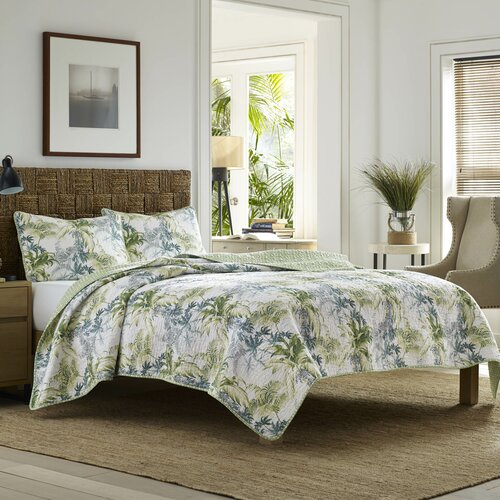 Tommy bahama bedding lighthouse quay quilt set reviews Tommy bahama bedding