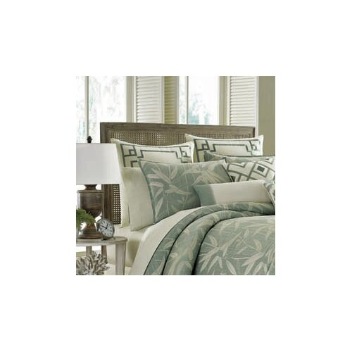 Tommy Bahama Decorative Bed Pillows : Tommy Bahama Bedding Bamboo Breeze Applique Polyester Throw Pillow & Reviews Wayfair
