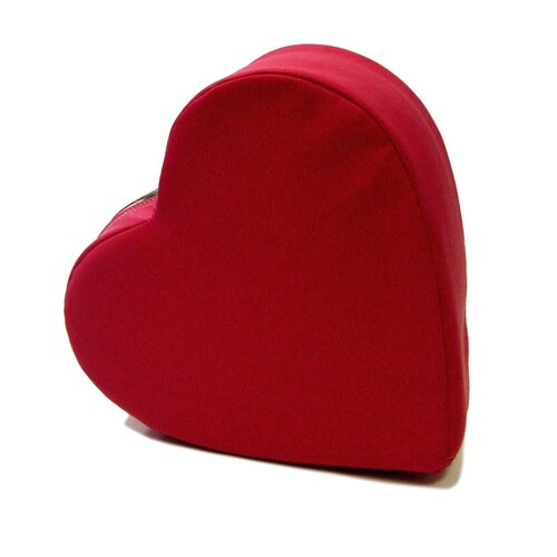 Pink Heart Vibrating Childrens Pillow