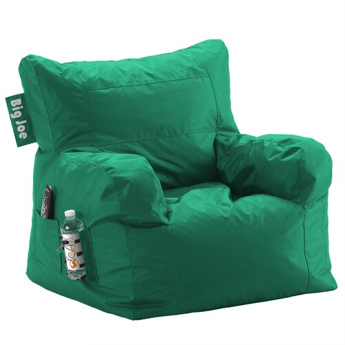 Comfort Research Big Joe Dorm Bean Bag Lounger