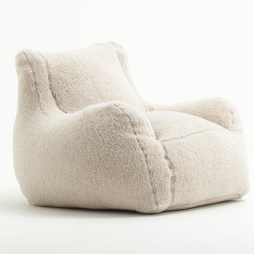 Comfort Research Big Joe Lusso Bean Bag Lounger