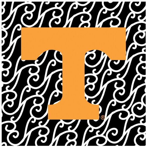 University of Tennessee Square Occasions Trivet