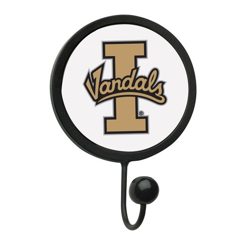 Thirstystone University of Idaho Round Wall Hook