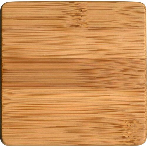 Square Bamboo Coaster (Set of 4)