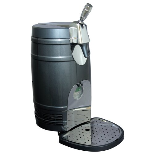 how to open 50 litre keg