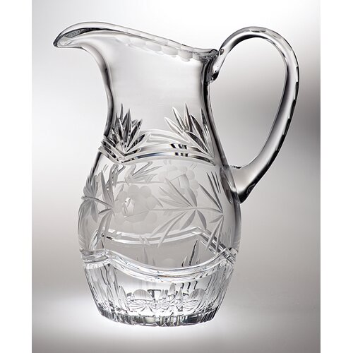 Victoria 54 oz. Crystal Pitcher