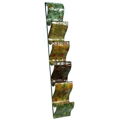 River Cottage Gardens Wall Wine Holder