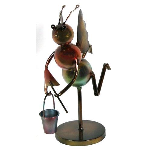 River Cottage Gardens Bee Figurine