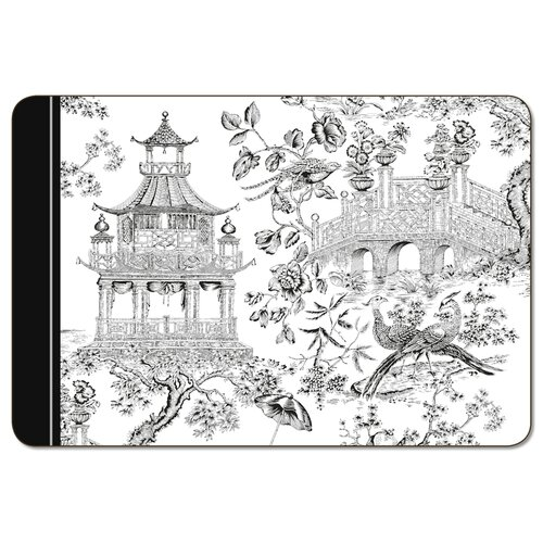 Chinoiserie Toile Placemat (Set of 4)