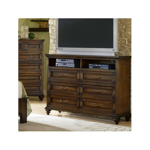 Wildon Home ® Daniela Media Chest