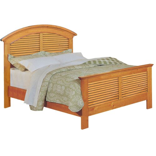 Wildon Home ® Irish Countryside Panel Bed