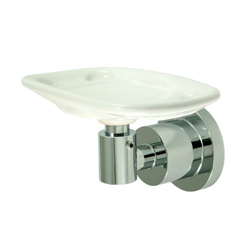 Concord Wall Mount Toothbrush and Tumbler Holder