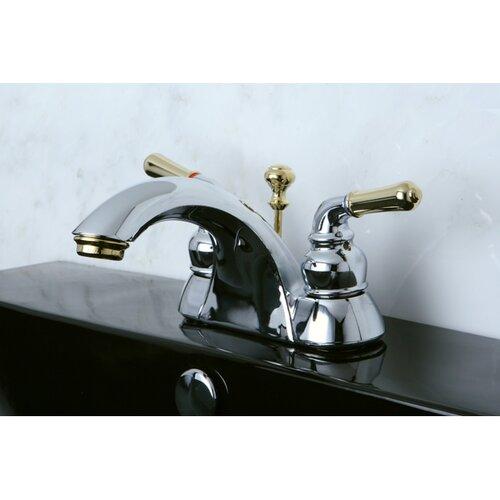 kingston brass naples double handle centerset bathroom