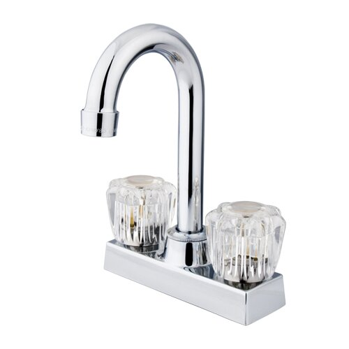 Vista Double Handle Centerset Bar Faucet