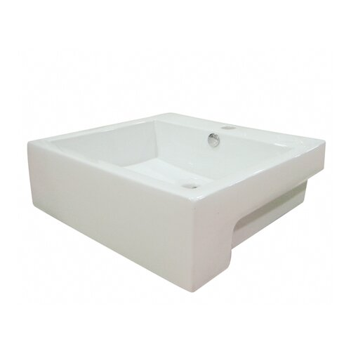 Concord China Vessel Bathroom Sink