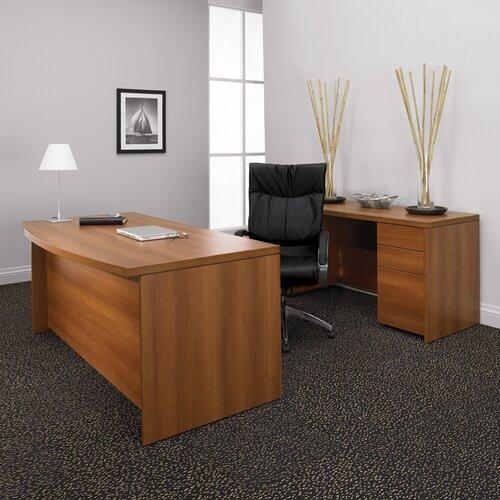 Global Total Office Correlation Standard Desk Office Suite