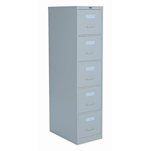 Global Total Office 2500 Series 5-Drawer  File