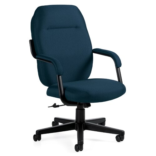 Global Total Office Commerce High-Back Pneumatic Office Chair