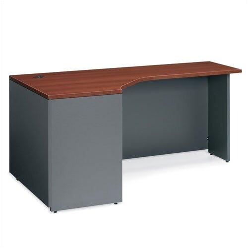 Global Total Office Adaptabilities Extended Corner Desk Shell