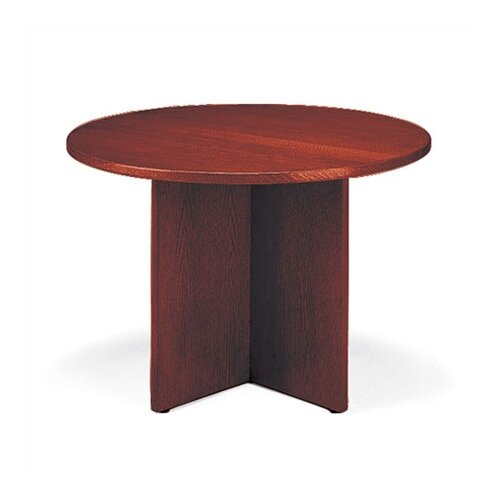 "Global Total Office 42"" Round Conference  Table"