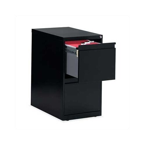 Global Total Office G Series 2-Drawer File Pedestal