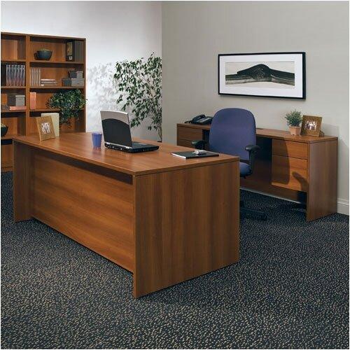 Global Total Office Adaptabilities Standard Executive Desk Office Suite