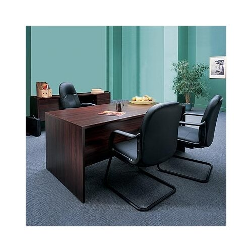 Global Total Office Genoa Standard Desk Office Suite