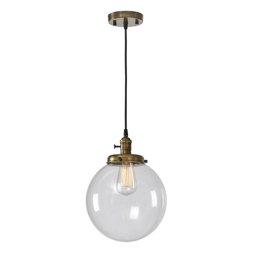 Antonio 1 Light Mini Pendant