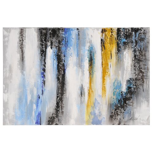 Deep Thought by Dominic Lecavalier Painting Print on Canvas