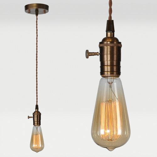 LaSalle 1 Light Mini Pendant