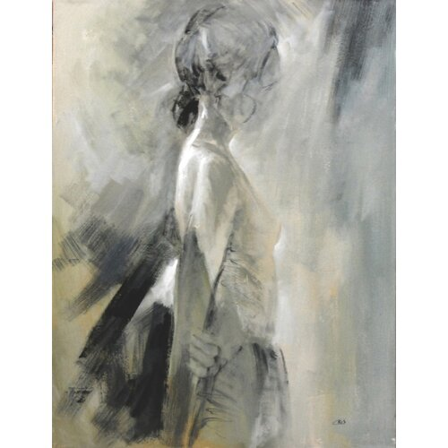 Catherine by C. Viens Original Painting on Canvas