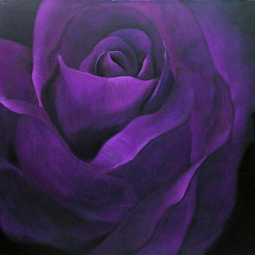 Precious I by C. Viens Original Painting on Canvas