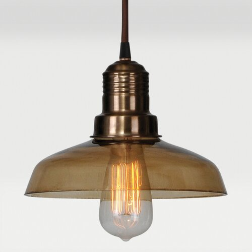 Archduke 1 Light Foyer Pendant