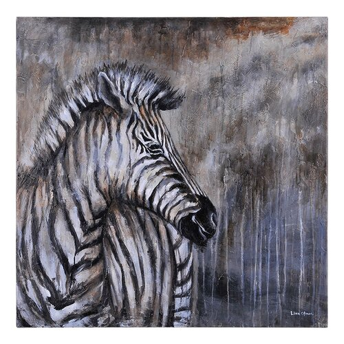 Off in the Distance by Liza Stones Painting Print on Canvas