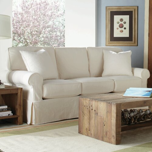 Rowe Furniture Nantucket Slipcovered Sofa Amp Reviews