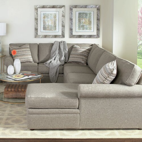 Brentwood Sectional Wayfair