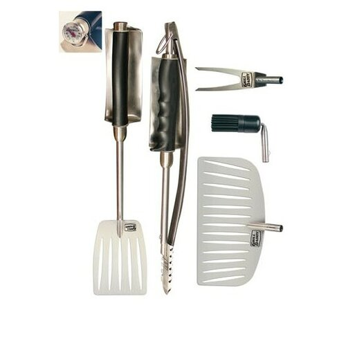 Heat Shield Ulitmate BBQ 6 Piece Tool Set